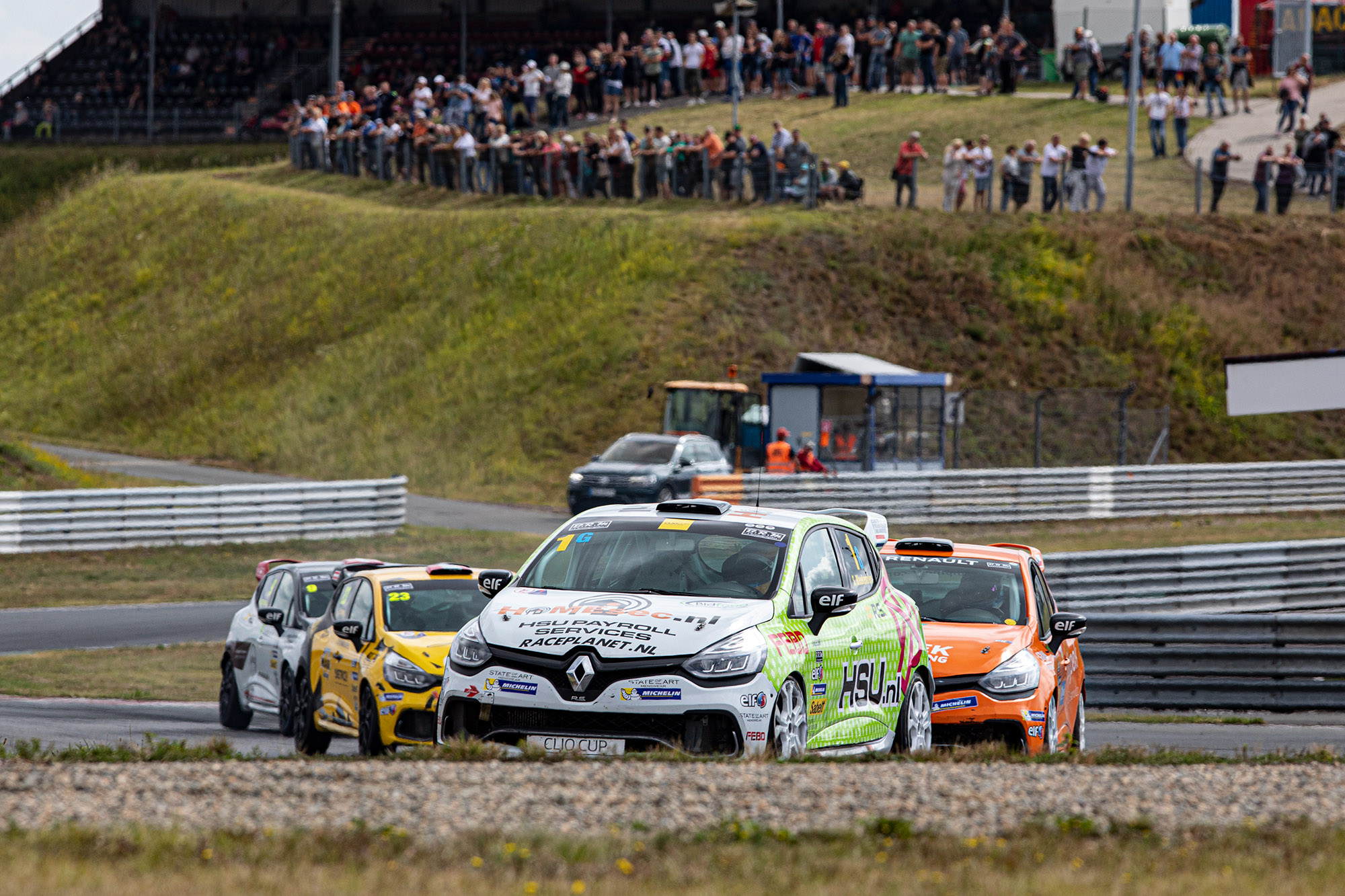 Renault Clio Cup Central Europe
