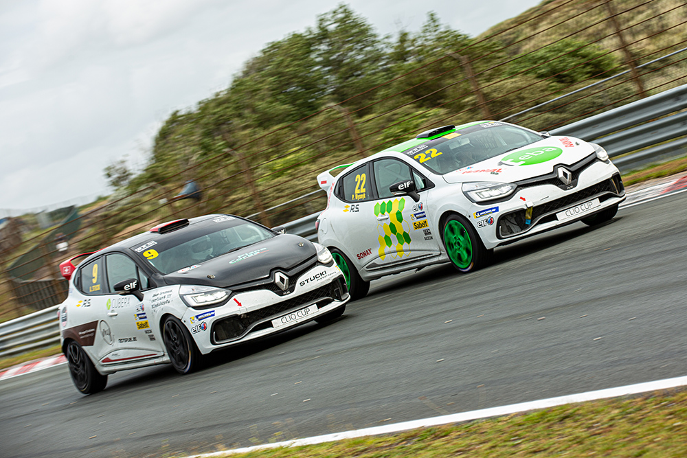 Renault Clio Cup Central Europe startet Anfang Juli